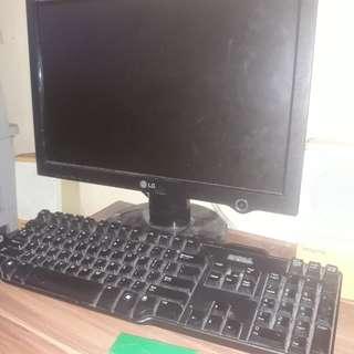 PC komputer Pentium Core 2 Duo