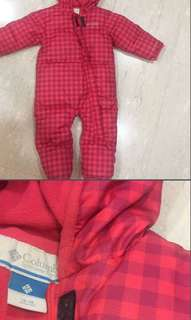 Colombia Baby Winter Clothes 12-18 months