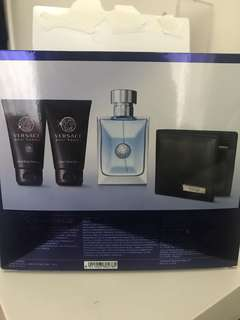 Versace Men's gift set