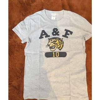 Abercrombie and Fitch Tshirt Tiger