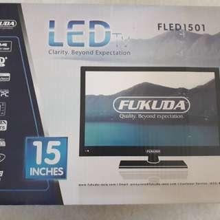 """15"""" FUKUDA LED TV"""