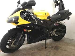 Yamaha R1 Fast Deal