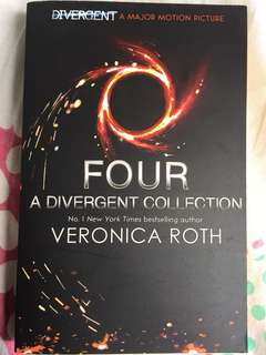 Veronica Roth divergent series (3rd and 4th book only