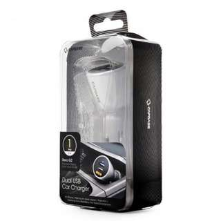 全新 卡登仕 Capdase 汽車充電器 Revo G2 雙USB Car Charger 三星 iphone 叉電器