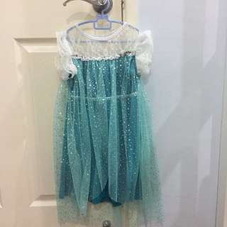 Frozen dress