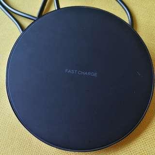Wireless Fast Charging Pad Ultra-Slim