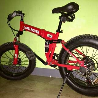 Fat Bike Mini