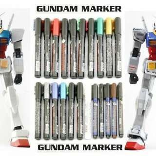 Gundam Markers at the lowest!