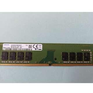 DDR4 Samsung 8GB 2400Mhz Desktop