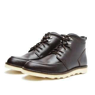 Sepatu kulit import