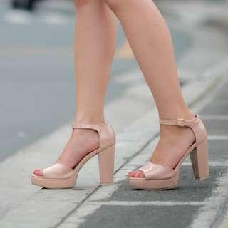 #1 Best Seller Block Heels - Last 2 pairs size 8