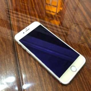 IPhone 6 Silver 銀色 64gb