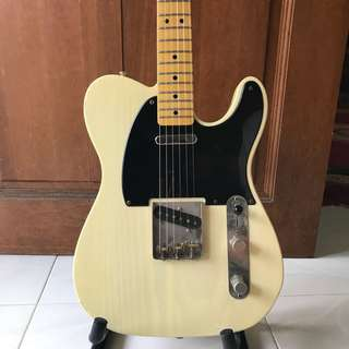 Squier Fender Classic Vibe Telecaster with Seymour Duncan Pickups