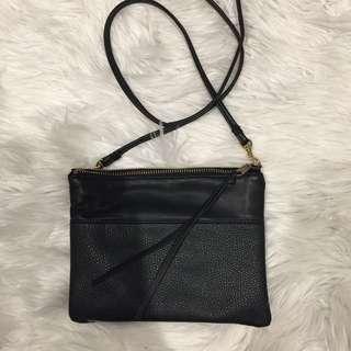 H&M Black crossbody bag