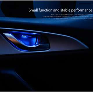 Mazda 3 / Alexa Door ambient/interior LED light (Pre-order)