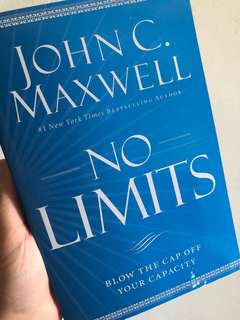 No Limits by John Maxwell