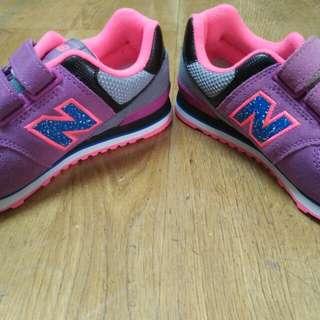 全新 NB童鞋 21cm