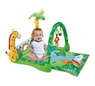 Shears Animal Tribe Baby Gym