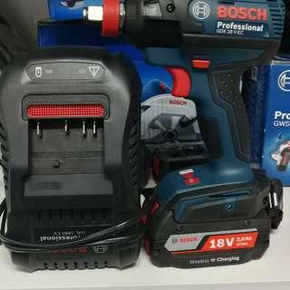 Bosch GDX 18V EC Impact Drill