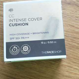 cc intense cover cushion thefaceshop
