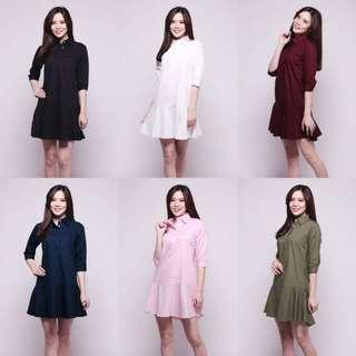 AMELINE DRESS