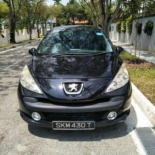 Peugeot 207 1.4A