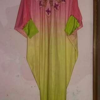 Dress Pelangi