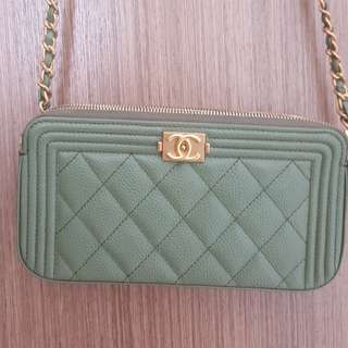 Chanel NOT Chanel small bag