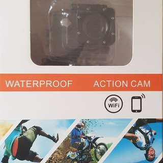 Action Camcorder w/full accessories