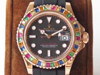Rolex Yachtmaster Rose Gold