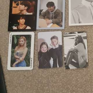 KARD PHOTOCARDS SOMIN JSEPH JIWOO PC