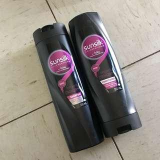 Sunsilk Shampoo & Conditioner