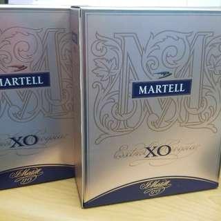 Martell XO馬爹利X.O干邑(香港行貨)