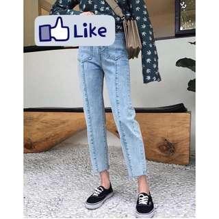Hw boyfriend pockets jeans
