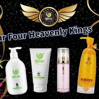 WOWO Hair & Body Care Series
