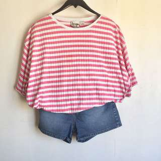 Korean knit top