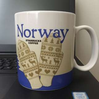 Starbucks icon mug NORWAY