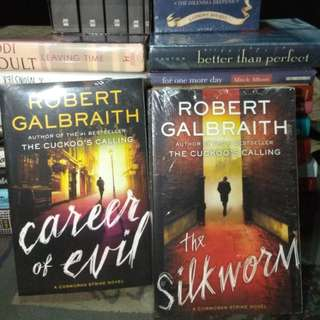 Robert Galbraith Set