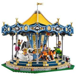 (Got to go!) LEGO 10257 Carousel (Price Negotiable)