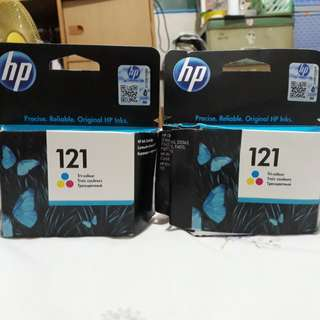 HP 121 Tri-color ink cartridge