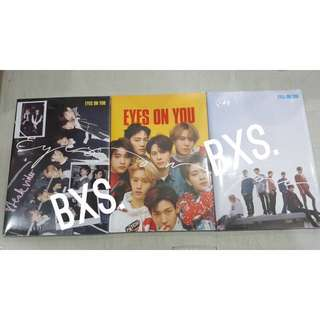 Sealed Instock Official GOT7 eyes on you — random press
