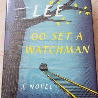 Go set a watchman & To kill a mockingbird