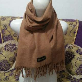 Syal wool import