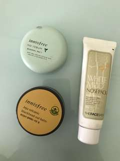 Innisfree bundle