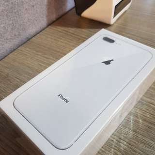I phone 8 plus 256 GB