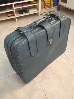 Vintage Cabin Luggage Bags