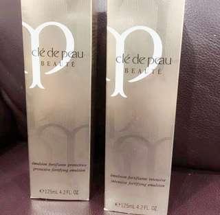 (6折40% off) Cle de Peau emulsion moisturizers
