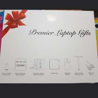 7-in-1 Premier Laptop Gift Set