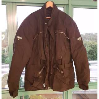 High Quality European Motorcycle Jacket