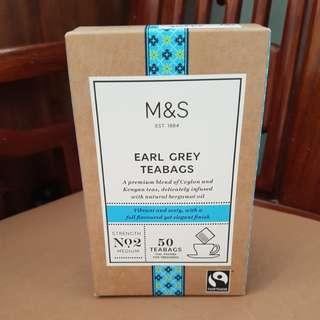 M&S Earl Grey 50 Teabags